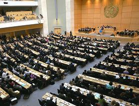 62 Asamblea Mundial de Salud