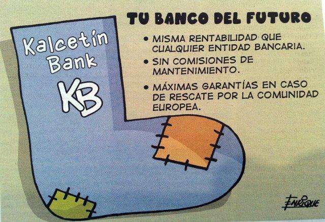 Humor: El Kalcetín