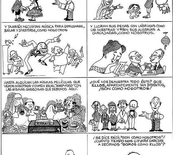 Humor: ¿Para qué sirve laglobalización?